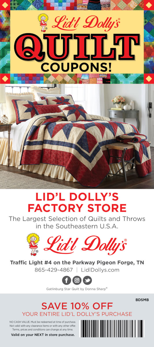 Lid'l Dolly's Dresses Brochure Image