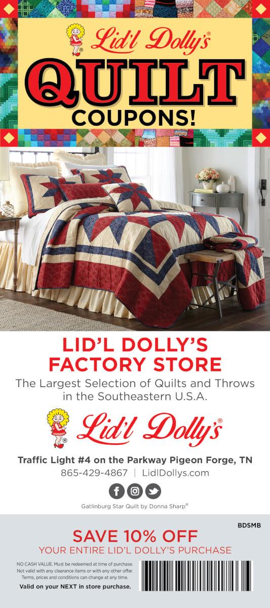 Lid'l Dolly's Dresses Brochure Image