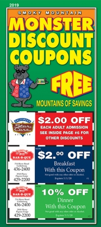 Monster Discount Coupons