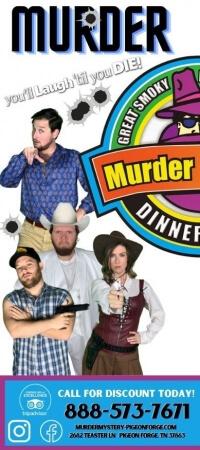 Murder Mystery Dinner Show