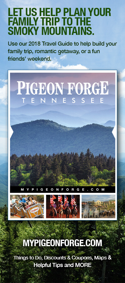My Pigeon Forge Brochure Image