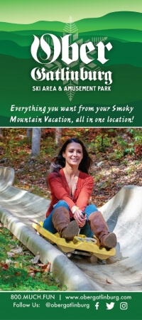 Ober Gatlinburg – Summer Brochure