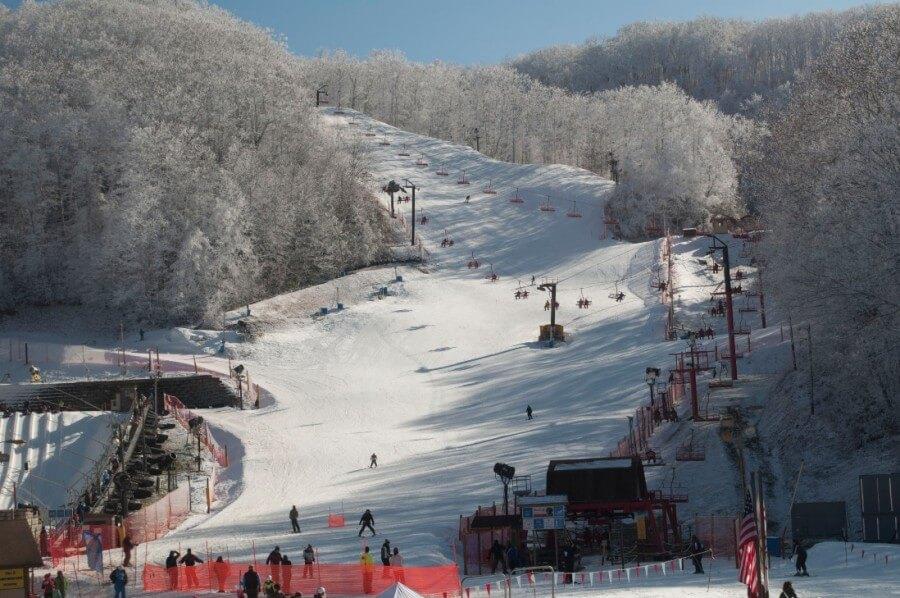 Ober-Ski-Slope