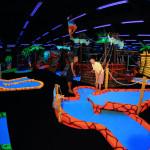 Magi Quest Blacklight Golf