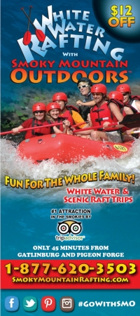 Smoky Mountain Outdoors Whitewater Rafting