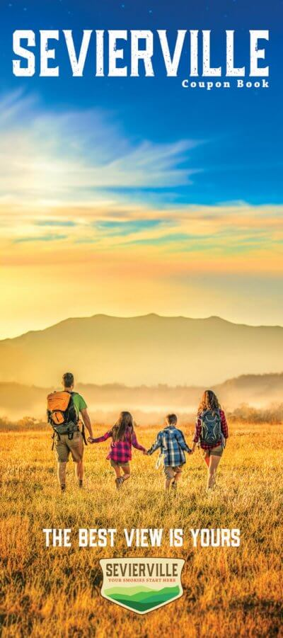 Sevierville, Tennessee Brochure Image