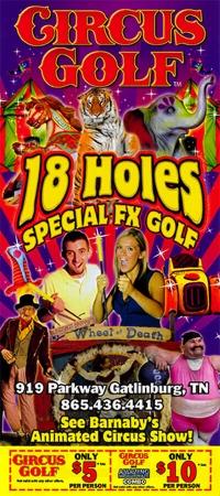 Circus Golf