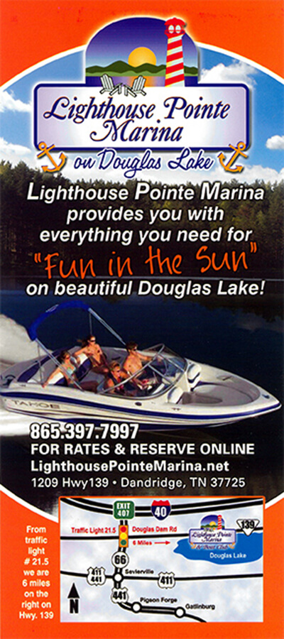 Lighthouse Pointe Marina Brochure Image