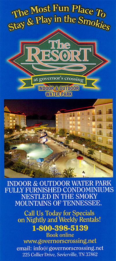 The Resort at Governor's Crossing Brochure Image