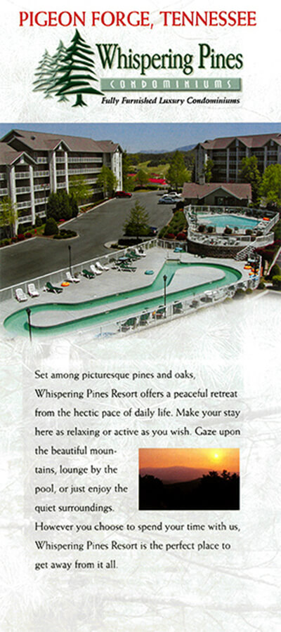 Whispering Pines Condos Brochure Image