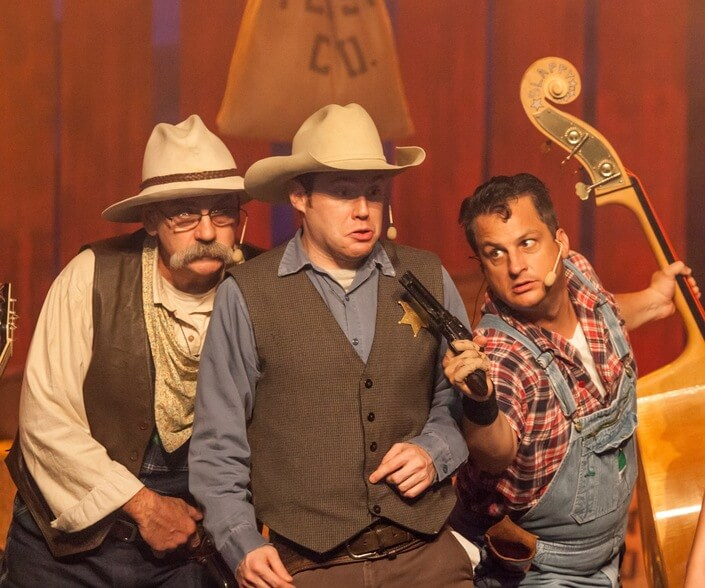 Hatfield & McCoy Dinner Show What Did You Say