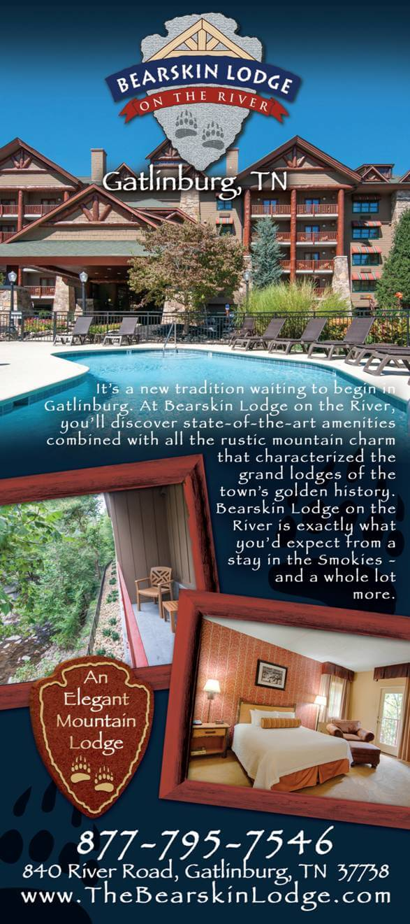 Bearskin Lodge Brochure Image