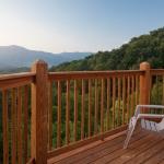 Mountain Rentals of Gatlinburg Deck Image