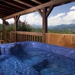 Mountain Rentals of Gatlinburg Hot Tub Image