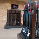 Buds Gun Shop Range Rifle Racks
