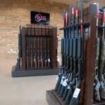 Buds Gun Shop Range Rifle Racks