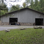 Sugarlands Riding Stables Stable View