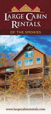 Large Cabin Rentals of the Smokies