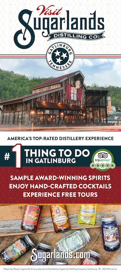 Sugarlands Distilling Company Brochure Image