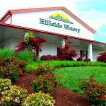 Hillside Winery Building Front