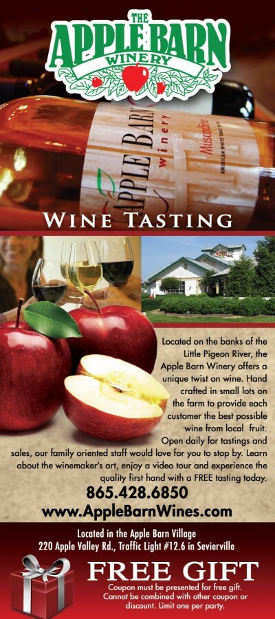 Apple Barn Winery Brochure Image