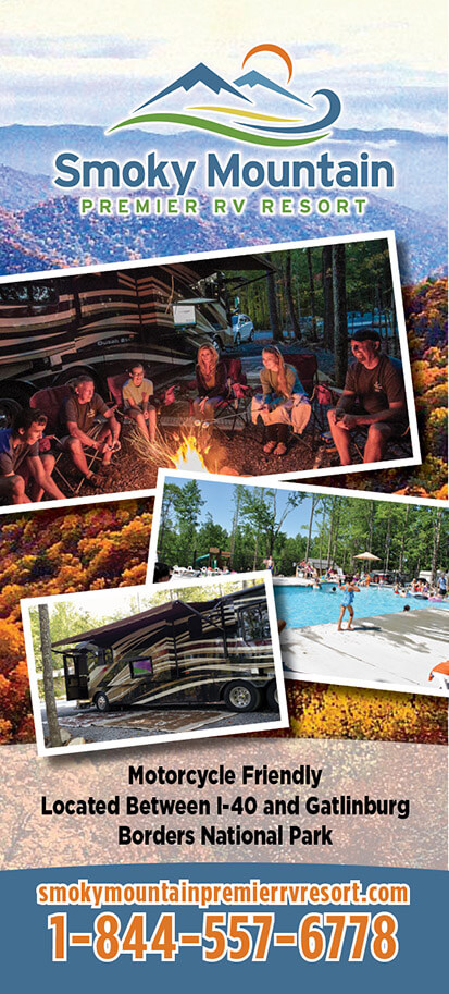 Smoky Mountain Premier RV Resort Brochure Image