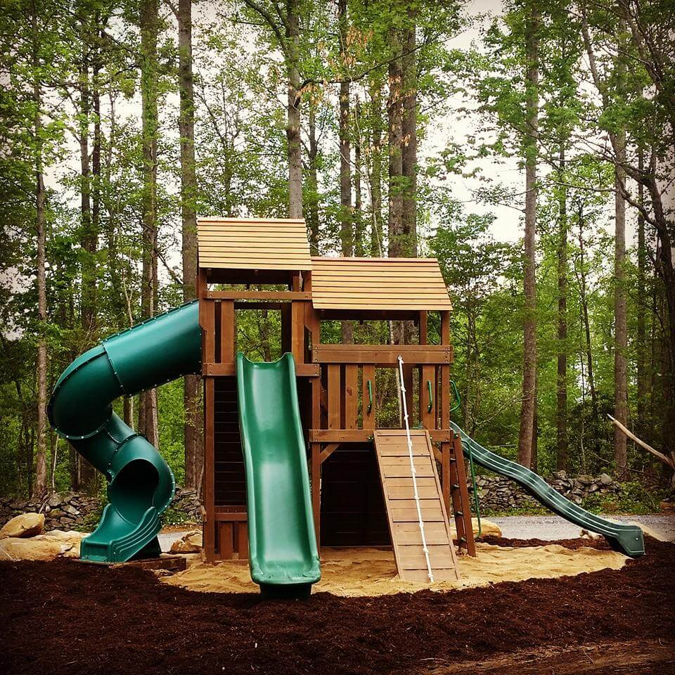 Smoky Mountain Premier RV Resort Playground