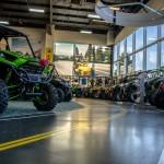 Mountain Motor Sports Inside View