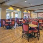 Breakfast Room at Music Road Resort Inn