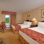 Music Road Resort Inn Double Beds Room Shot