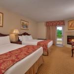 Music Road Resort Interior of Double Room
