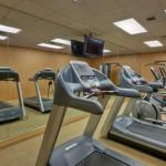 Music Road Resort Fitness Room