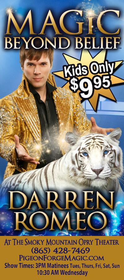Magic Beyond Belief Brochure Image