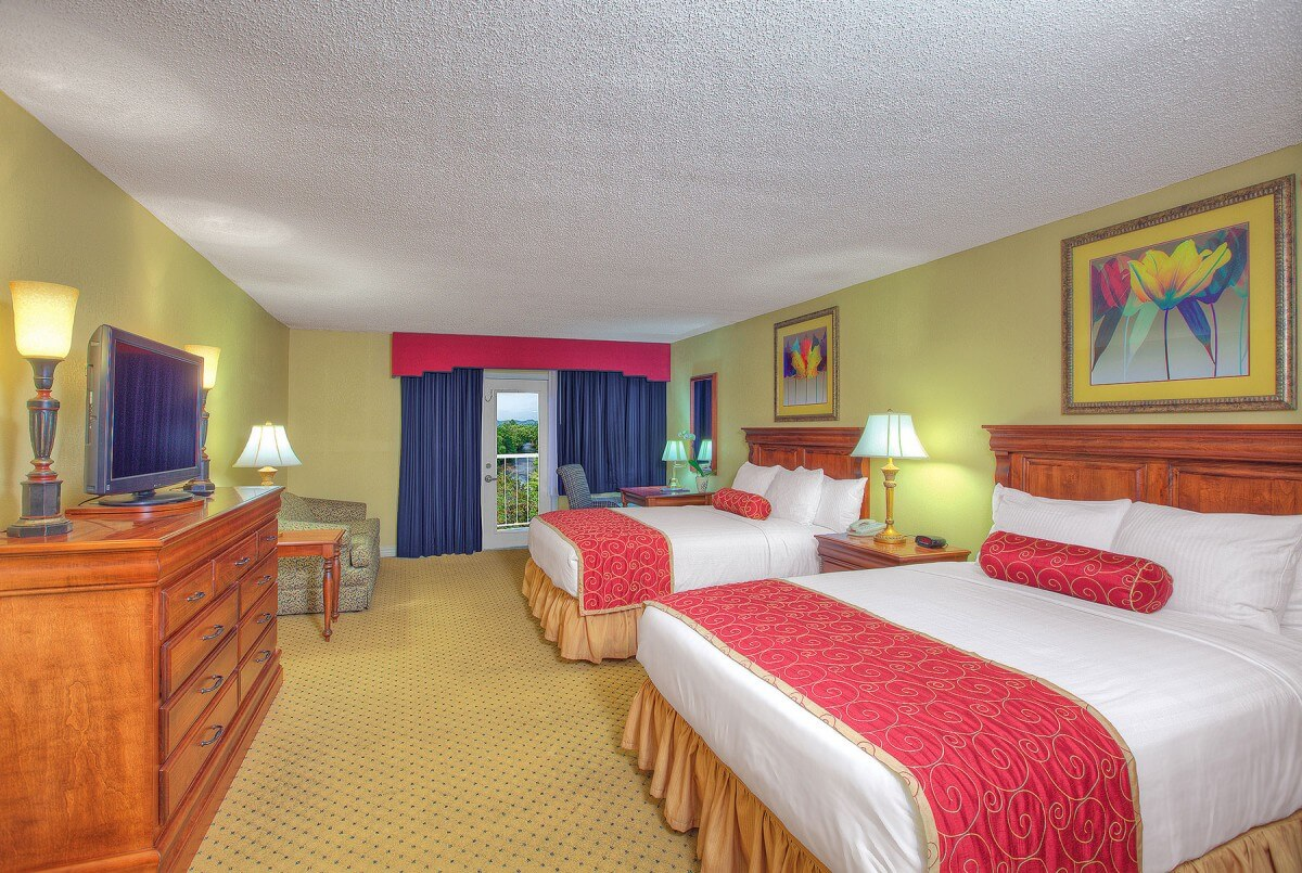 Music Road Resort Hotel Double Bed Room