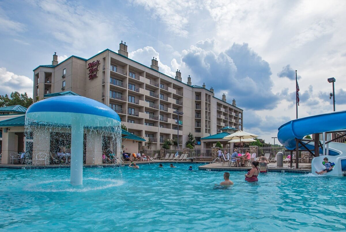 Music Road Resort Waterpark