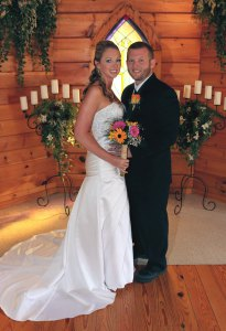 Wedding-Bell-Chapel-Couple-Standing-In-Church
