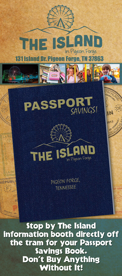 The Island – Passport Savings Brochure Image