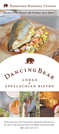Dancing Bear Lodge & Appalachian Bistro