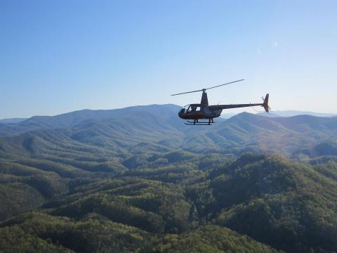 Sevier-County-Choppers-foothills