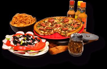 Geno-Pizza-dishes