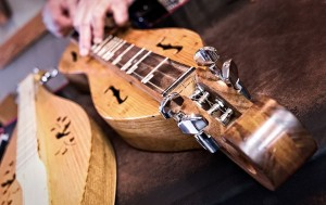 Handcrafted Mountain Dulcimers by Mark Edelman