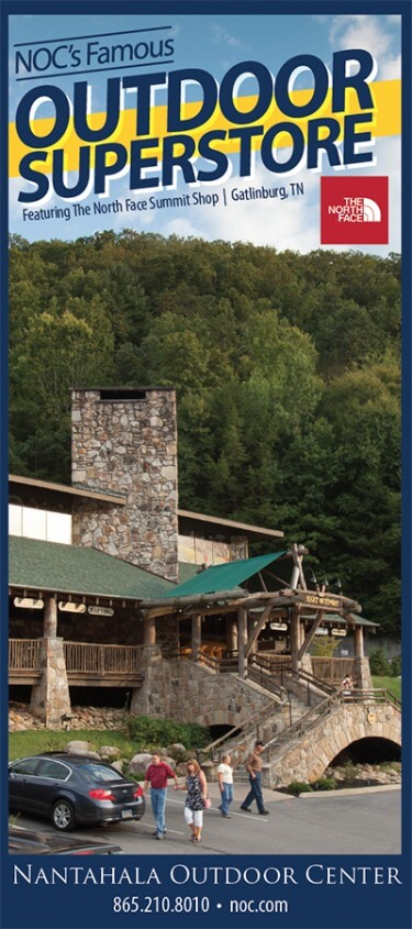 Nantahala Outdoor Center – Outdoor Superstore Brochure Image
