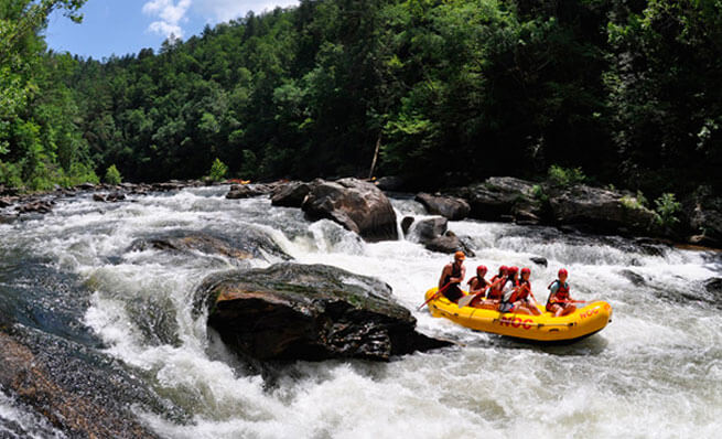 NOC-Rafting-River