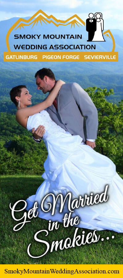 Smoky Mountain Wedding Association Brochure Image