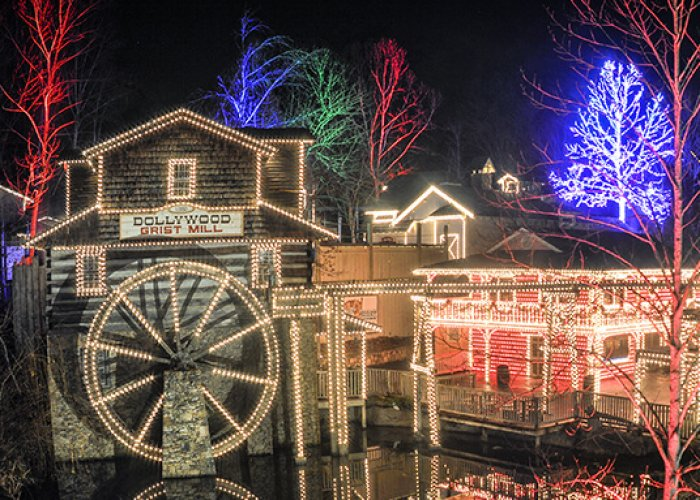 2018 Holiday Activities in Pigeon Forge
