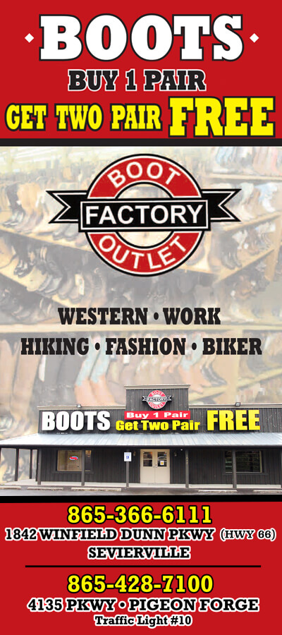 Boot Factory Outlet Brochure Image