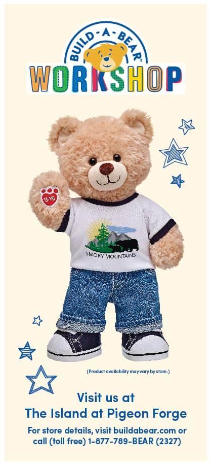 Build-A-Bear Workshop Brochure Image
