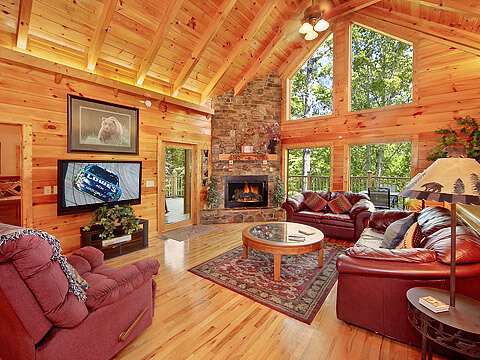 Maples Ridge Vacation Rentals Pigeon Forge Tn