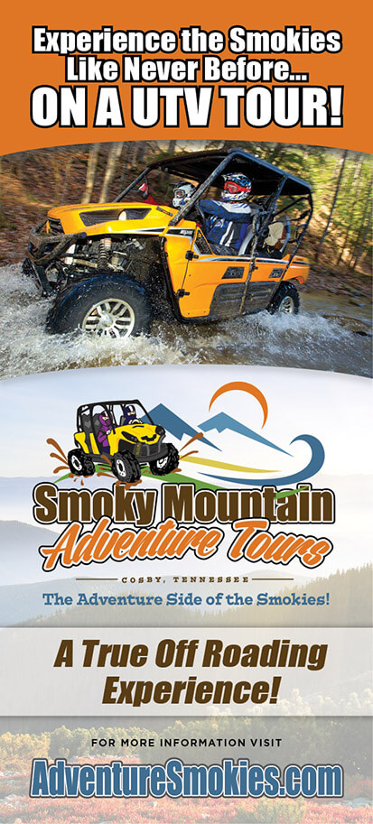Smoky Mountain Adventure Tours Brochure Image