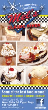 Mel's Classic Diner – Desserts